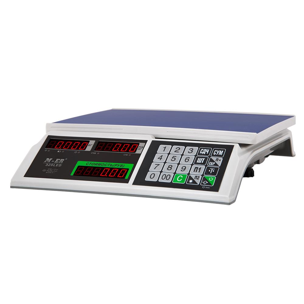 Торговые Настольные - M-ER 326AC LCD/LED
