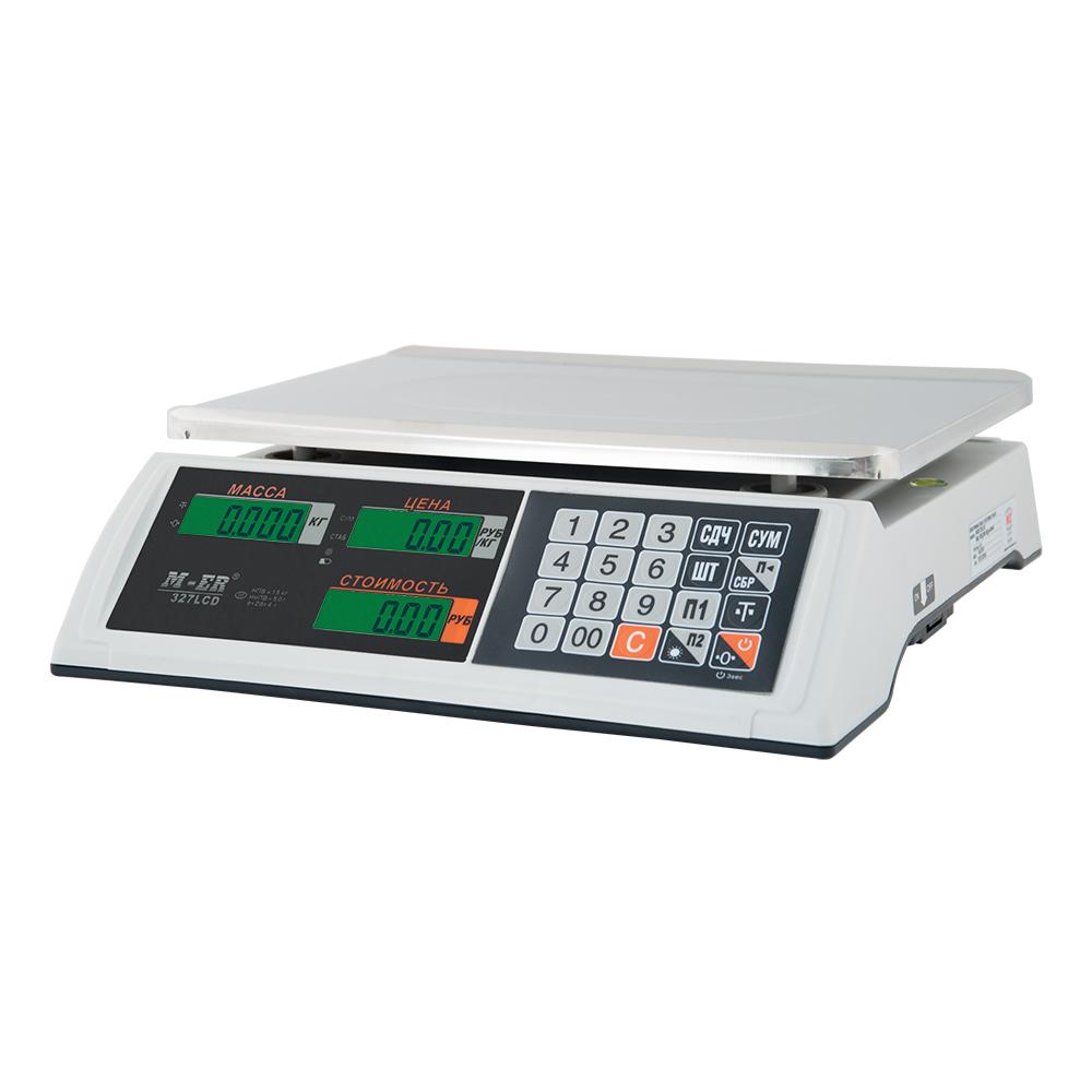 Торговые Настольные - M-ER 327AC LCD/LED