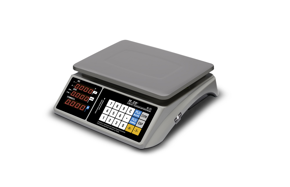 Торговые Настольные - M-ER 328 AC LED/LCD