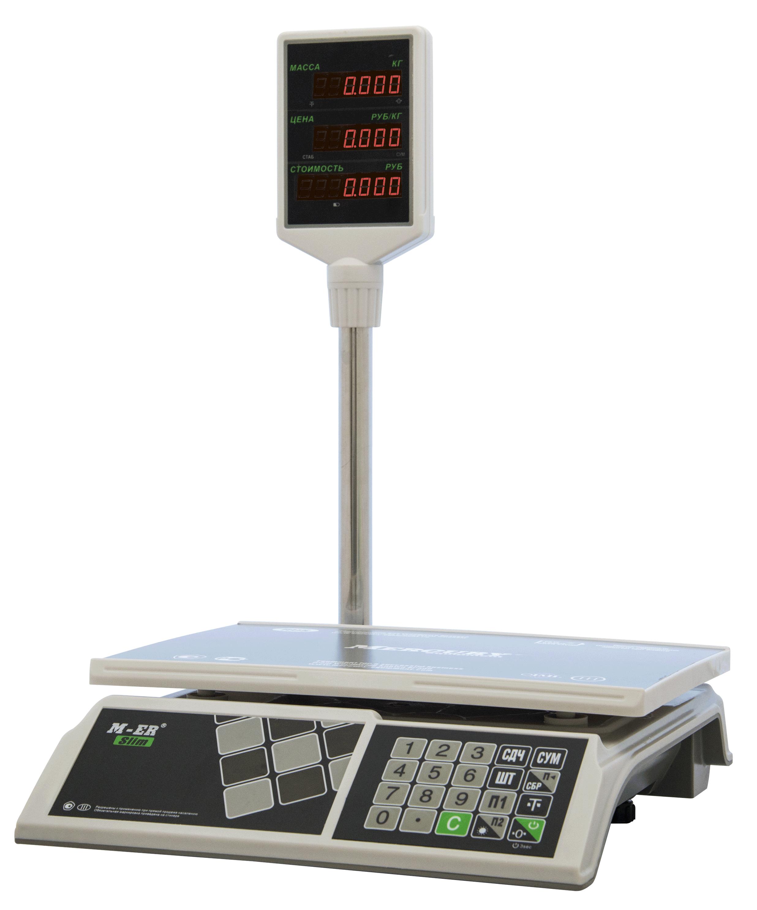 Торговые Настольные - M-ER 326ACP LCD/LED