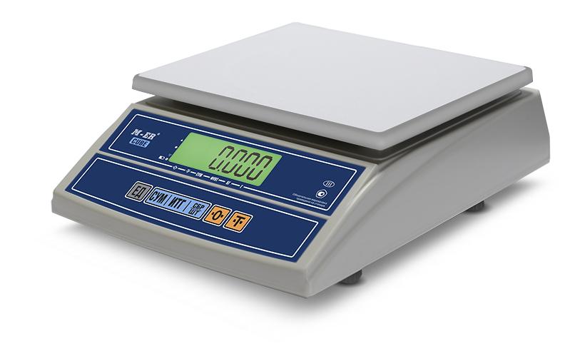Фасовочные Настольные - M-ER 326AF LCD