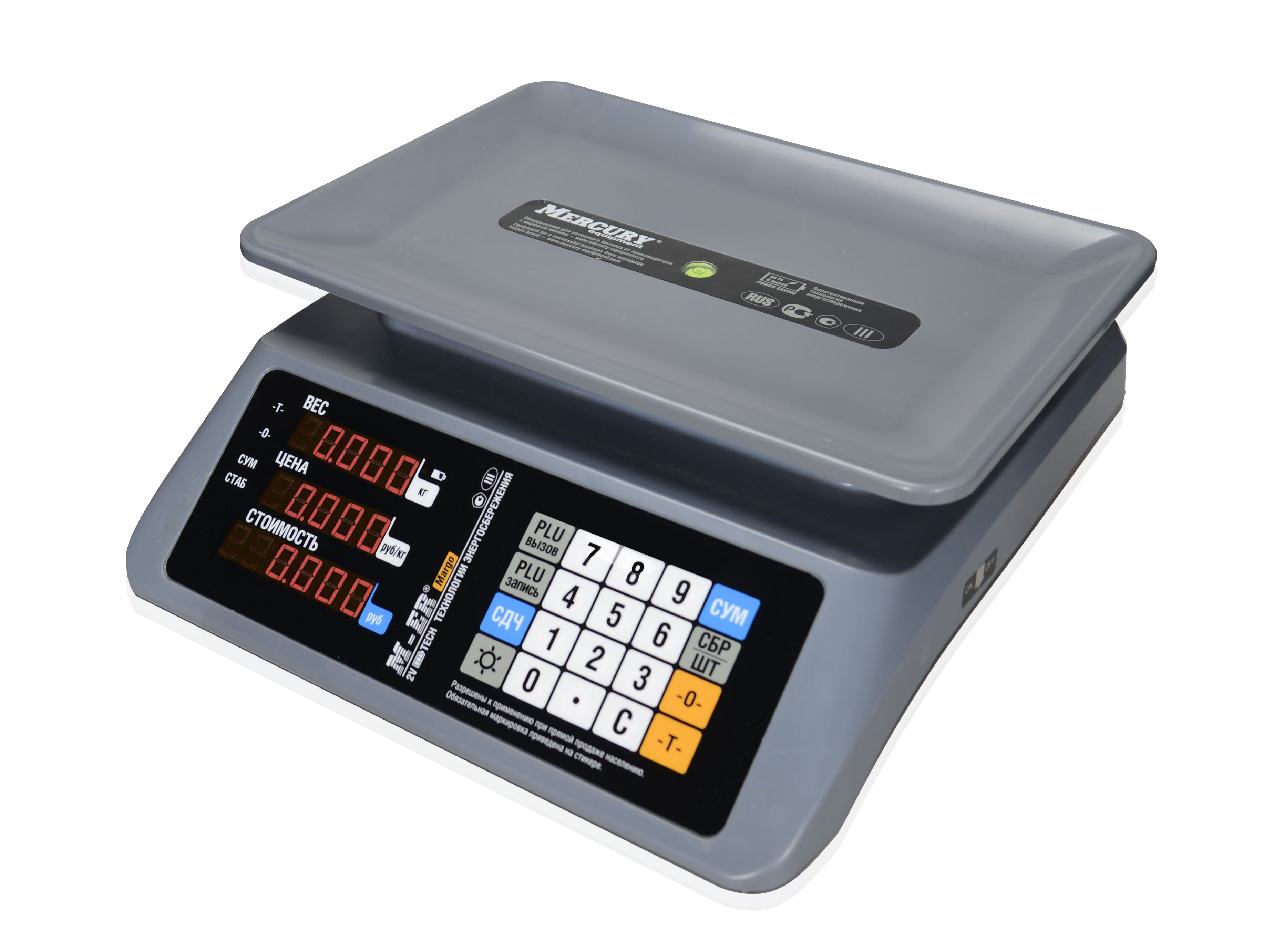 Торговые Настольные - M-ER 321AC LED/LCD