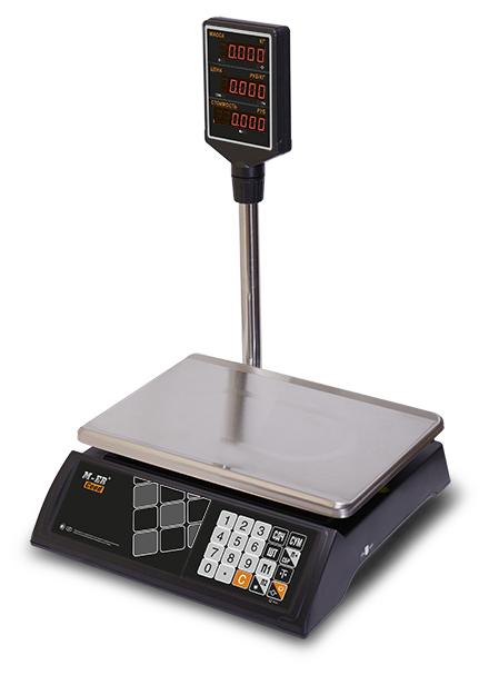 Торговые Настольные - M-ER 327ACP LED/LCD