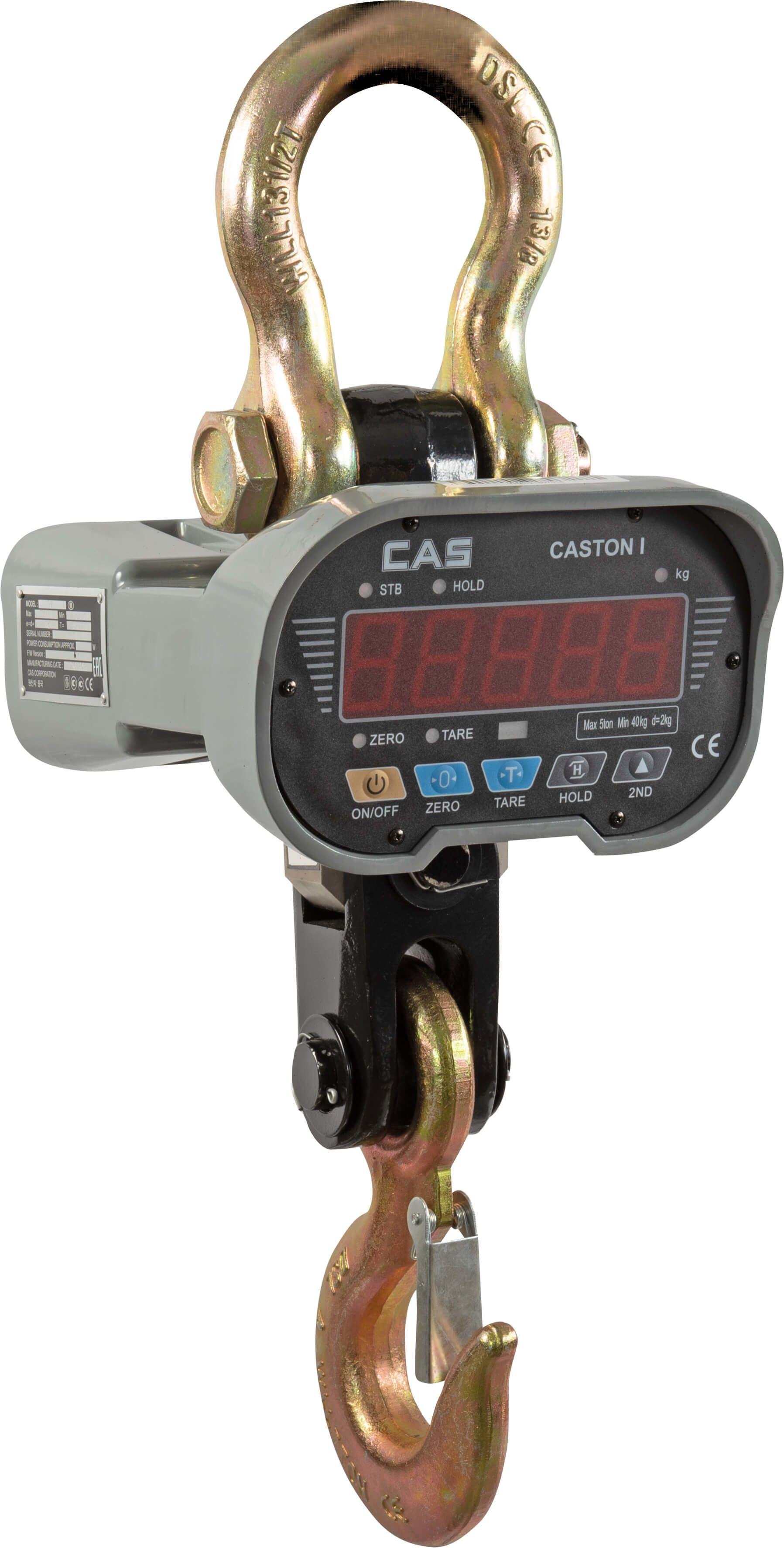 Крановые CAS CASTON 1